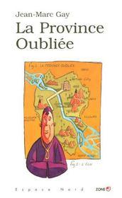 La Province Oubliee - Intérieur - Format classique