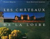 Châteaux de la loire - Couverture - Format classique