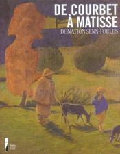 De Courbet A Matisse - Intérieur - Format classique