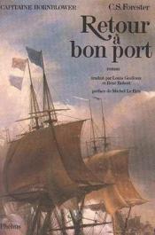 Retour A Bon Port - Couverture - Format classique