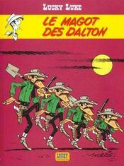 Lucky Luke t.47 ; le magot des Dalton - Intérieur - Format classique
