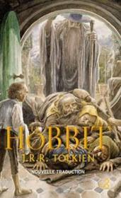 Le Hobbit - Couverture - Format classique