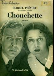 Chonchette. Collection : Select Collection N° 53. - Couverture - Format classique