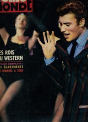 CINEMONDE - 31e ANNEE - N° 1497 - LES ROIS DU WESTERN - 2 films complets: LES EGAREMENTS et SIX HOMMES A TUER - Couverture - Format classique