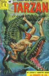 Tarzan - Le Seigneu De La Jungle - Mensuel N°46 - Couverture - Format classique
