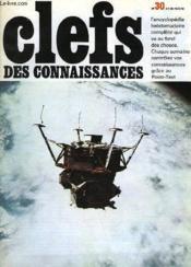 Clefs Des Connaissances - N°30 - Couverture - Format classique