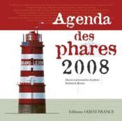 Agenda phares (édition 2008) - Couverture - Format classique