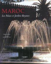 Maroc ; Les Palais Et Jardins Royaux - Intérieur - Format classique