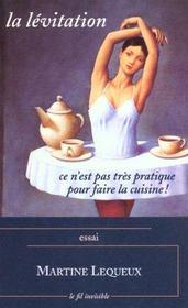 La Levitation ; Ce N'Est Pas Tres Pratique Pour Faire La Cuisine - Intérieur - Format classique