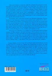 Les bambous - 4ème de couverture - Format classique