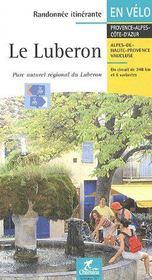 Le Luberon - Pnr Randonnees Itinerante A Velo - Intérieur - Format classique