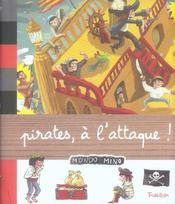 Pirates, à l'attaque ! - Intérieur - Format classique