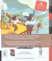 Pirates, à l'attaque ! - 4ème de couverture - Format classique