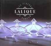 Lalique. Les Flacons A Parfum - Intérieur - Format classique