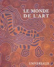 Le Monde De L'Art - Intérieur - Format classique