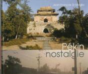 Pekin nostalgie - Couverture - Format classique