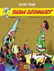Lucky Luke t.50 ; Sarah Bernhardt - Couverture - Format classique