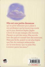 Mia des nuages - 4ème de couverture - Format classique
