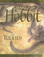 Le Hobbit illustré - Couverture - Format classique