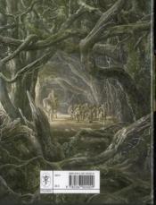 Le Hobbit illustré - 4ème de couverture - Format classique