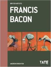 Vente livre :  Francis bacon (british artists series)  - Tate