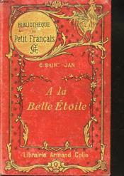 A La Bele-Etoile - Couverture - Format classique
