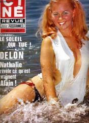 CINE REVUE - TELE-PROGRAMMES - 54E ANNEE - N° 20 - LE SECRET, un mystérieux voyageur sans bagages ... - Couverture - Format classique