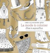 Vente  La mode à colorier  - Becca Stadtlanter