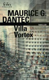 Disparition de Maurice G.Dantec