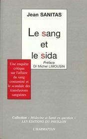 Le Sang Et Le Sida - Intérieur - Format classique