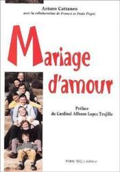 Mariage d'amour - Couverture - Format classique