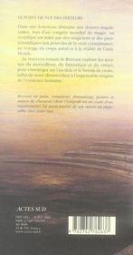 Le Magicien Ou L'Ultime Voyage Initiatique - 4ème de couverture - Format classique