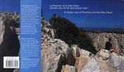 360° provence et cote d'azur - bilingue franç/angl - 4ème de couverture - Format classique