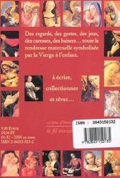 D'Une Mere A Son Enfant - 4ème de couverture - Format classique