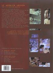 Le dernier troyen t.2 ; la reine des amazones - 4ème de couverture - Format classique