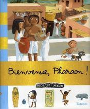 Bienvenue Pharaon - Intérieur - Format classique