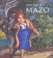 Maurice Mazo - Intérieur - Format classique