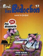 Les bidochons t.17 ; les bidochons usent le forfait - Intérieur - Format classique