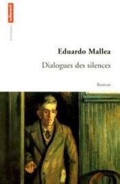 Dialogues Des Silences - Couverture - Format classique