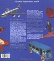 Jeux Et Jouets Du Ciel - 4ème de couverture - Format classique