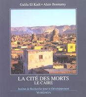 La cité des morts ; Le Caire - Intérieur - Format classique