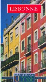 Guide Ulysse ; Lisbonne - Couverture - Format classique