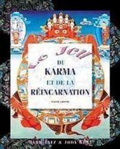 Jeu Du Karma Et De La Reincarnation - Couverture - Format classique