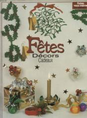 Fetes Decors Cadeaux - Couverture - Format classique