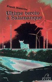 Ultime tercio à Salamanque - Intérieur - Format classique