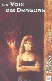 Voix Des Dragons (La) - Intérieur - Format classique