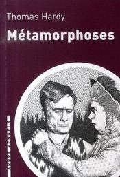 Métamorphose - Intérieur - Format classique