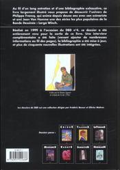 Francq - 4ème de couverture - Format classique