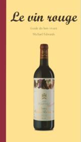 Le Vin Rouge - Couverture - Format classique