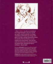 En Tete-A-Tete ; Avec Colette - 4ème de couverture - Format classique